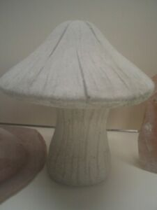 GARDEN ORNAMENT MOULD MUSHROOM LATEX ONLY ( 2 X PARTS ) £65.00