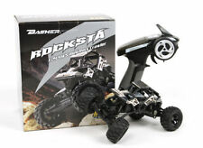 Basher RockSta 1/24 4WS Mini Rock Crawler RC Car Motor ESC Servo Ready to Run
