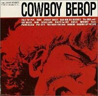 USED CD BEBOP SOUNDTRACK 1 COWBOY Soundtrack