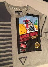 Nintendo Terrel T-Shirt Mach Rider 4XL XXXXL NES