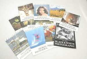 Hasselblad Various Photography Guides/Brochures. Graded: EXC [#6513]