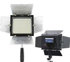 Yongnuo YN-160 YN160 LED Video Light for Nikon D7100 D5300 D5200 D5100 D3200 D80