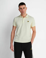 Lyle and Scott Men Plain Polo Shirt - Cotton