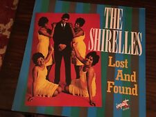 Vinyl LP The Shirelles Lost And Found 1987 Impact Records ACT 010