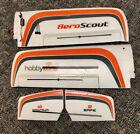 Hobbyzone AeroScout 1.1 Meter Wing (HBZ3803) and Horizontal Tail (HBZ3804)