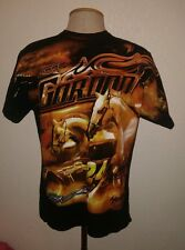 Jeff Gordon Chase Authentics All Over Print Tee Shirt   Size Extra Large