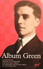 Album Pléiade GREEN - état neuf