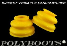 2x Polyboots Tuning Polyurethane Ball Joint Dust Boots 16x35x25 mm Rubber Boot