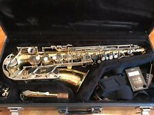 Yamaha YAS 23-Alto Saxophone Made in Japan W/Yamaha Hard Case & Extras Pictured