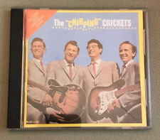 """New listing The """"Chirping"""" Crickets by Buddy Holly/Buddy Holly & the Crickets (CD, Sep-2003,"""