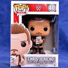 Funko Pop Vinyl Figure Sports WWE #40 Chris Jericho