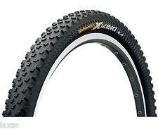 "Continental X-king 26 X 2.2 "" Neumático Rígido negro bicicleta"
