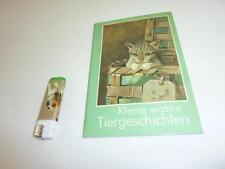 """Märchenbuch Schönermark""""Tiergeschichten""""Josef Müller Verlag  1975""""1526"""""""