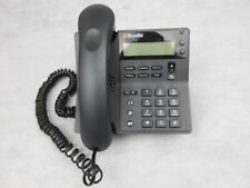 ShoreTel IP 420 IP420 VoIP PoE Backlit Display Black Office Phone