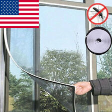US Stock Anti-Insect Fly Mosquito Door Window Curtain Net Mesh Screen Protector