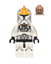 Lego Clone Pilot 75076 Printed Legs Episode 2 Star Wars Minifigure