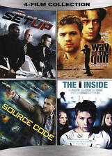 Action Quadruple Feature: Set Up/Way of the Gun/Source Code/The I Inside...