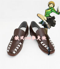 Persona 4 Satonaka Chie Cosplay Shoes Boots