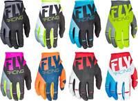 Fly Racing Kinetic Gloves 2018 - MX Motocross Dirt Bike Off Road ATV Mens Gear
