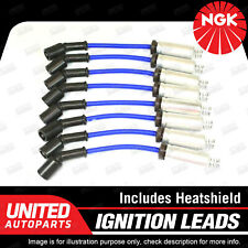 NGK Ignition Lead Set for Holden Statesman WH WK WL Avalanche VY VZ 5.7L V8