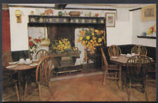 Hampshire Postcard- Manor Farm Tea Rooms, 16th Century Burley, New Forest RS7079