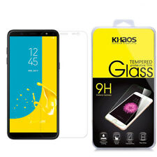 Khaos For Samsung Galaxy J6 (2018) Tempered Glass Screen Protector