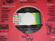 "7"" Murray Head & Andrew Lloyd Webber Superstar & John ninteen forty one # 4628"