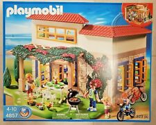 New Playmobil 4857 - Summer Vacation House