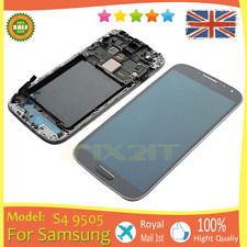For Samsung Galaxy S4 i9505 Screen Replacement LCD Touch Digitizer Display Blue