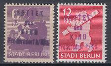 Lokalausgabe Fredersdorf Mi.Nr. 69-70 postfrisch Altsignatur Mi.Wert -€ (7142)