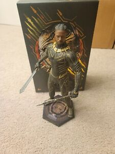 Hot Toys MMS471 Black Panther Erik Killmonger Figure