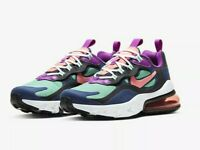 NIKE Air Max 270 React GS Shoes Youth Size 6.5 Women's Size 8 BQ0103 402