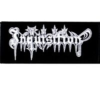 Inquisition Embroidered Logo Patch Official Black Metal Band Merch New
