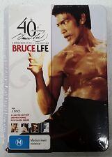 BRUCE LEE Commemorative Collection 7-DVD R4 PAL oz seller SEALED Tin Case