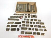 CI121-3# 85x Märklin H0/AC M-Gleis/Kontaktgleis/Ausgleichsstück etc, 2. Wahl/gut
