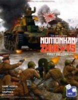 High Flying Dice Wargame  Zhukov's First Victory - The Battle of Nomonhan New
