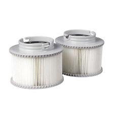 Ersatz-Filterkartusche Filter 2er Set für alle Brast MSpa Whirlpool Whirlpools