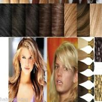 50 100 150 EXTENSIONS A FROID CHEVEUX INDIENS NATURELS QUALITE REMY 49-60 CM 1 G
