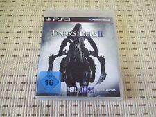Darksiders II para PlayStation 3 ps3 PS 3 * embalaje original *
