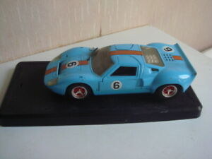 collection majorette ford gt 40 1/24