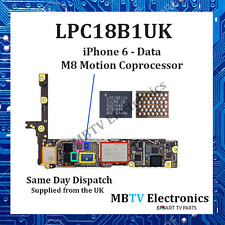 LPC18B1UK - M8 Micro Coprocessor for iPhone 6 & iPhone 6 Plus - Power IC - U2201