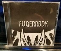 Natas - FUQerrybdy CD esham mastamind rare insane clown posse twiztid reel life
