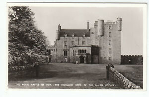 The Royal Castle Of Mey John O' Groats Real Photograph 6 Sep 1958 Joss Aberdeen