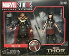 Hasbro Marvel Legends 10th The First Ten Years Thor & Sif ANV 5 The Dark World