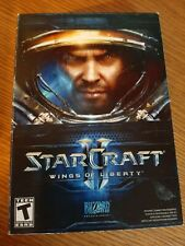 StarCraft II - Wings of Liberty PC Game - Rated T - 2010
