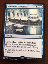 Magic the Gathering BEACON OF TOMORROWS MTG Duel Deck Mind vs. Might  many avail