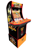 Golden Axe Retro Arcade1UP Cabinet Arcade 1UP Custom Riser Light Up Marquee NEW
