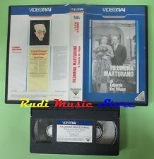 VHS film FILUMENA MARTURANO Eduardo De Filippo VIDEORAI 102 minuti (F86) no dvd