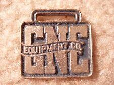 GNC Heavy Equipment Co. Watch Fob G-6