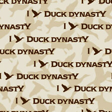 DUCK DYNASTY MANCAVE VALANCE ***I DUCK DUCK DYNASTY*** FREE SHIPPING!!!!!